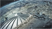 3D Printers to Print Lunar Base and Living Tissue