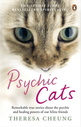Book Psychic Cats by Theresa Cheung
