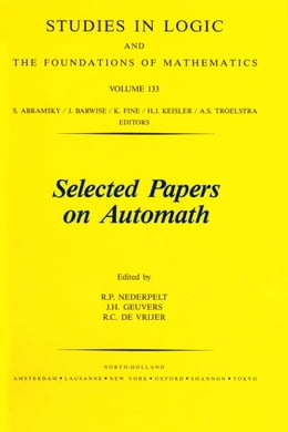 Book Selected Papers on Automath by Nederpelt, R.P.