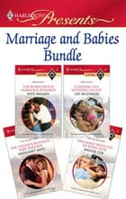 Marriage and Babies Bundle: The Konstantos Marriage Demand\Claiming His Wedding Night\The Italian's…