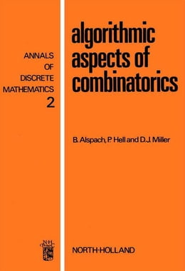 Book Algorithmic aspects of combinatorics by Alspach, B.