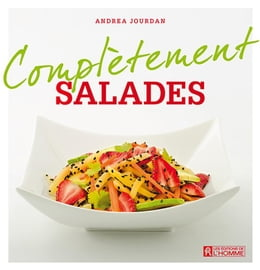 Book Complètement salades by Andrea Jourdan