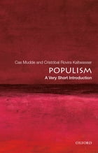 Populism: A Very Short Introduction by Cas Mudde