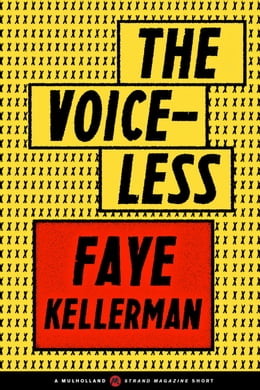Book The Voiceless by Faye Kellerman