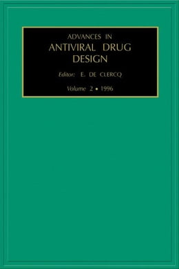 Book Advances in Antiviral Drug Design by De Clercq, E.