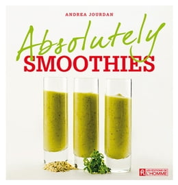 Book Absolutely smoothies by Andrea Jourdan