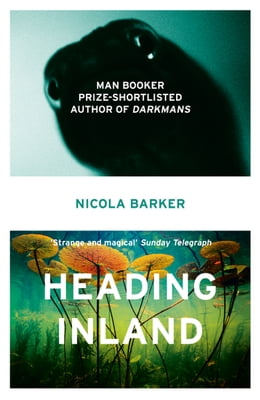 Book Heading Inland by Nicola Barker