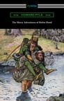 The Merry Adventures of Robin Hood (Illustrated) Cover Image