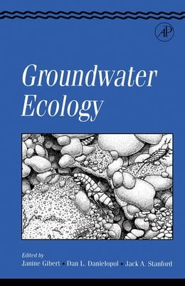 Book Groundwater Ecology by Gilbert, Janine