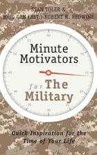 Minute Motivators for Military by Stan Toler