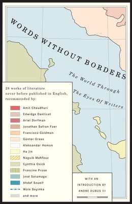 Book Words Without Borders: The World Through the Eyes of Writers: An Anthology by Alane Salierno Mason
