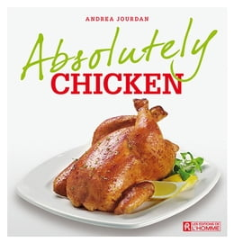Book Absolutely Chicken by Andrea Jourdan