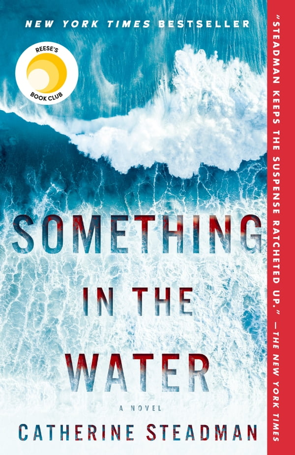 Something in the Water (Kobo eBook) | The Bookworm of Edwards
