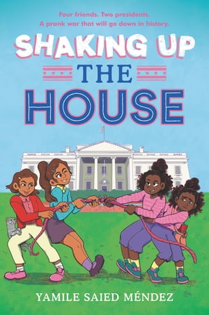 Shaking Up the House by Yamile Saied Méndez