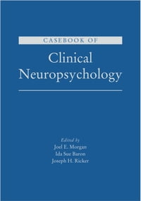 Casebook of Clinical Neuropsychology