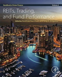 Book Handbook of Asian Finance: REITs, Trading, and Fund Performance by Greg N. Gregoriou
