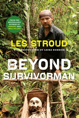 Book Beyond Survivorman by Les Stroud