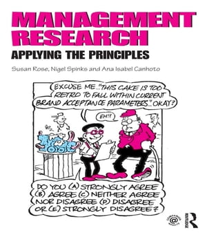 Management Research Applying the Principles