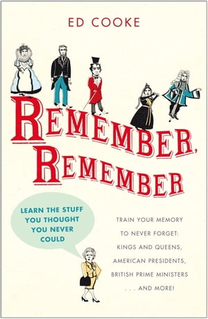 Remember,  Remember Learn the Stuff You Thought You Never Could