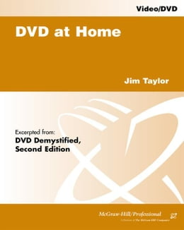 Book DVD at Home by Taylor, Jim