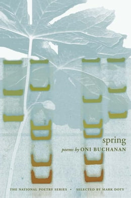 Book Spring by Oni Buchanan