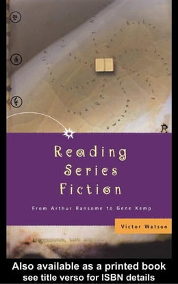 Book Reading Series Fiction by Watson, Victor