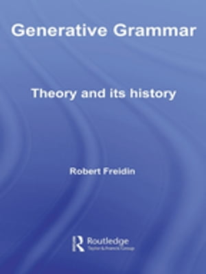 Generative Grammar Theory and its History