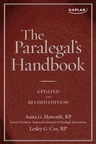 The Paralegal's Handbook: A Complete Reference for All Your Daily Tasks by Anita Haworth