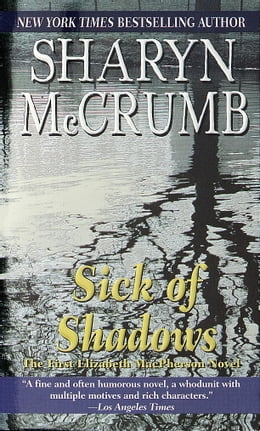 Book Sick of Shadows by Sharyn McCrumb