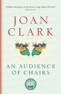 Book An Audience of Chairs by Joan Clark