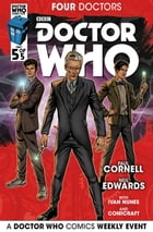 Doctor Who: 2015 Event: Four Doctors #5 by Paul Cornell
