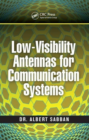 Low-Visibility Antennas for Communication Systems