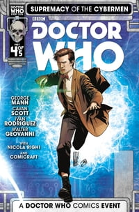 Doctor Who: Supremacy of the Cybermen #4