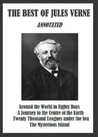 The Best of Jules Verne (Annotated) by Jules Verne