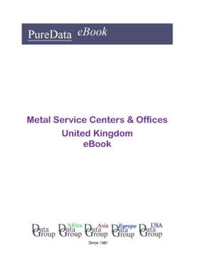 Metal Service Centers & Offices in the United Kingdom