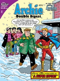 Archie Double Digest #215