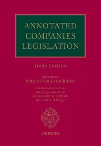 Annotated Companies Legislation
