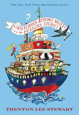 Book The Mysterious Benedict Society and the Perilous Journey by Trenton Lee Stewart