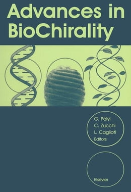 Book Advances in BioChirality by C. Zucchi