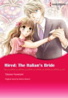 HIRED: THE ITALIAN'S BRIDE: Harlequin Comics by Donna Alward