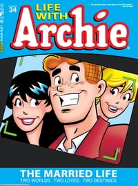 Life With Archie #34