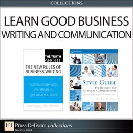 Book Learn Good Business Writing and Communication (Collection) by Natalie Canavor