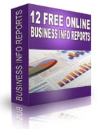 12 Free Online Business Info Reports by Anonymous