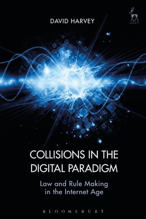 Collisions in the Digital Paradigm Law and Rule Making in the Internet Age
