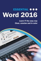 Essential Word 2016 by Kevin Wilson