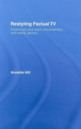Book Factual TV by Hill, Annette