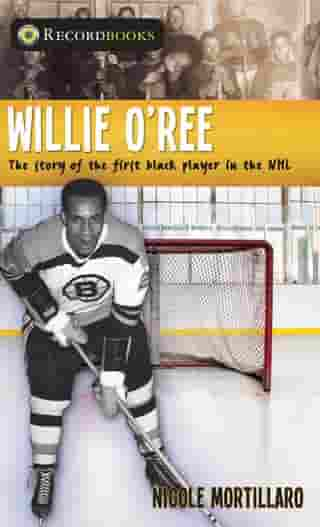 Willie O'Ree: The story of the first black player in the NHL