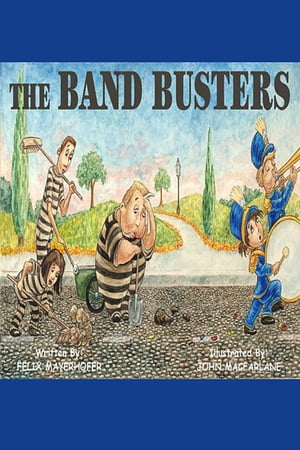 The Band Busters by Felix Mayerhofer