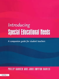 Introducing Special Educational Needs: A Guide for Students