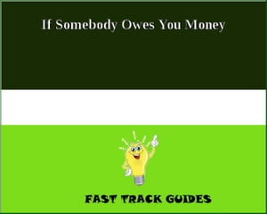 If Somebody Owes You Money by Alexey